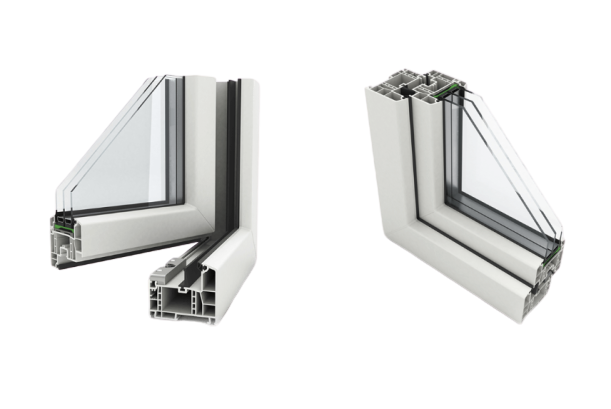 uPVC windows Features